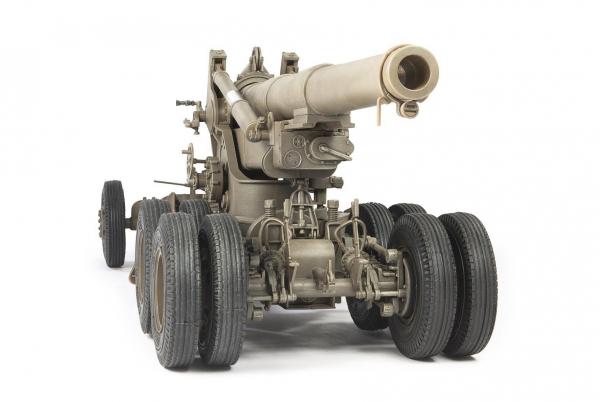 AFV CLUB 戰鷹模型 / 1/35 / M1 八吋榴彈砲二戰型 組裝模型 / AF35321 AFV CLUB,戰鷹模型,1/35,M1 八吋榴彈砲二戰型,AF35321