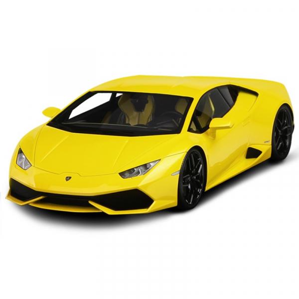 KYOSHO 京商1/18 藍寶堅尼 Lamborghini Huracan LP610-4 珍珠黃 KYOSHO,京商,1/18,藍寶堅尼,Lamborghini,Huracan,LP610-4,珍珠黃
