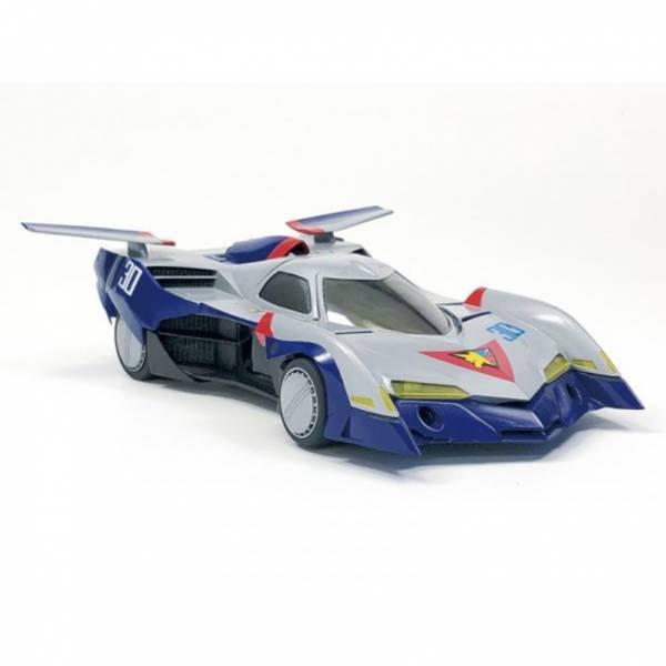 AOSHIMA 1/24 閃電霹靂車 No.23 阿斯拉G.S.X 流線模式 組合模型 AOSHIMA,青島社,1/24,閃電霹靂車,No.23,阿斯拉G.S.X,流線模式,組合模型