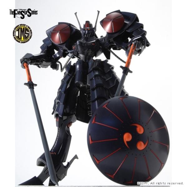VOLKS 五星物語系列 IMS 1/100 VATSHU Black Knight 黑騎士 組裝模型 VOLKS,五星物語,系列,IMS,1/100,VATSHU Black Knight,黑騎士,組裝模型,