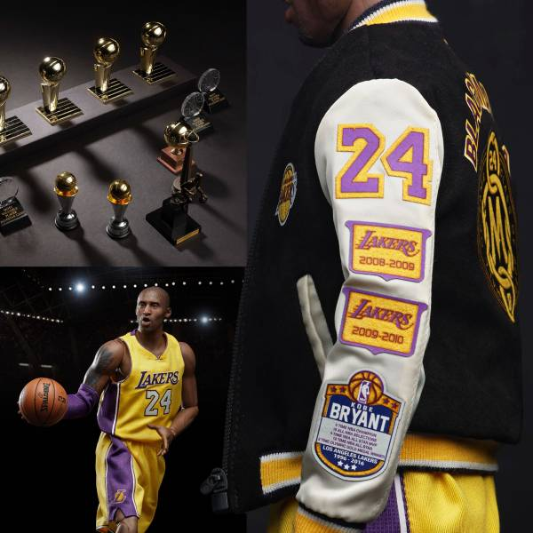 ENTERBAY 1/6 NBA系列 湖人隊 Kobe Bryant 柯比·布萊恩4.0 黑曼巴 RM-1036 ENTERBAY,1/6,NBA,系列,湖人隊,Kobe Bryant,柯比,·,布萊恩,4.0,黑曼巴,RM-1036,