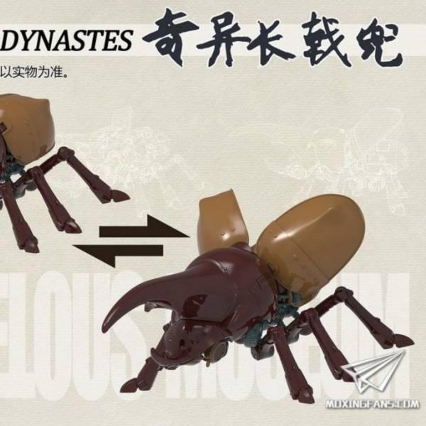 SUYATA 塑雅塔 MM-001 長戟大兜蟲 奇異長戟兜 組裝模型 SUYATA,塑雅塔,MM-001,長戟大兜蟲,奇異長戟兜,組裝模型,