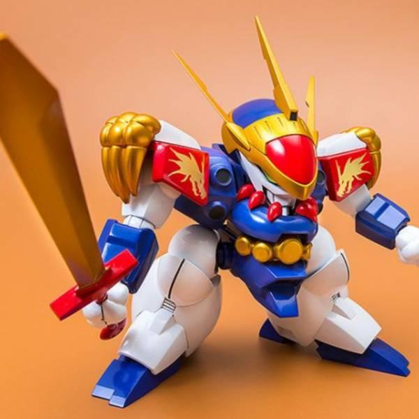 [經典二販] Good Smile Max Factory PLAMAX MS-02 魔神英雄傳 龍神丸 PLAMAX,MS-02,魔神英雄傳,龍神丸,組裝模型