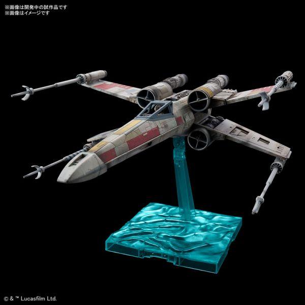 BANDAI 1/72 X翼星式戰機 紅色五號 STAR WARS:天行者的崛起  組裝模型 BANDAI,1/72,X翼星式戰機,紅色五號,STAR WARS,:,天行者的崛起,組裝模型,