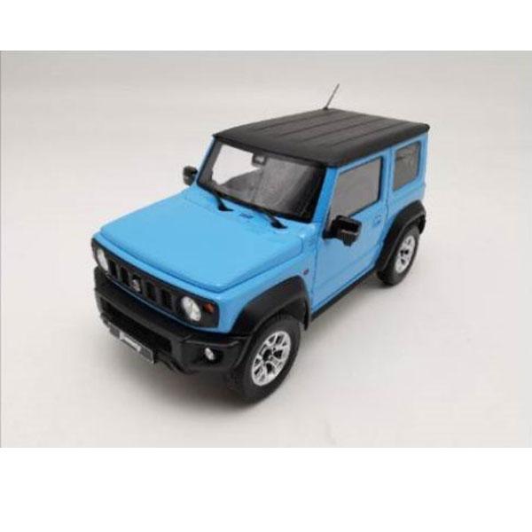 LCD model 1/18 鈴木Suzuki Jimny 越野車 金屬亮藍 LCD model,1/18,鈴木Suzuki,Jimny,越野車,金屬亮藍