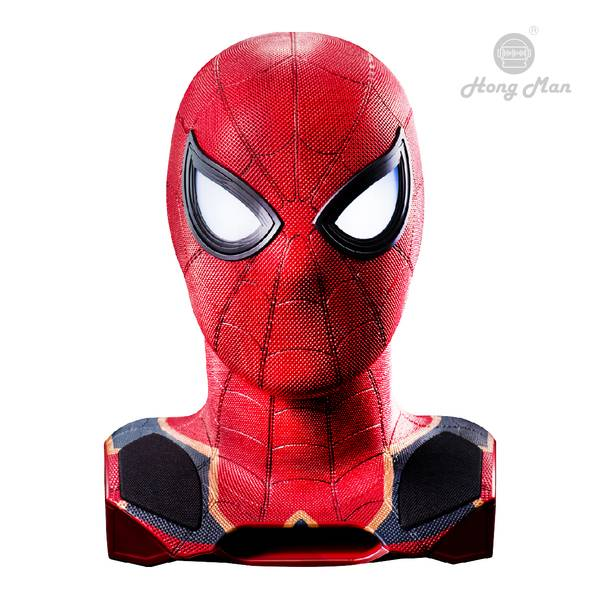 CAMINO 1/1 漫威MARVEL / 鋼鐵蜘蛛人 真人頭像大小投影藍牙音響 Life-Size Bluetooth Speaker CAMINO,漫威MARVEL,鋼鐵蜘蛛人,藍牙音響,Spider-Man Life-Size Bluetooth Speaker
