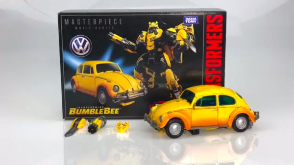 Hasbro / 孩之寶 / 變形金剛 / MPM-7 / 大黃蜂電影 / BUMBLEBEE / 福斯金龜車版 Hasbro,孩之寶,變形金剛,MPM-7,大黃蜂電影,BUMBLEBEE,福斯金龜車版