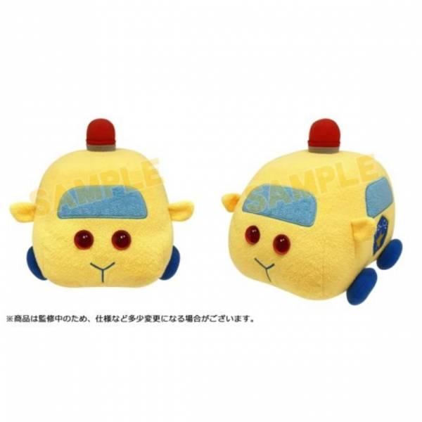 SunRise 天竺鼠車車 警察車車 第2彈 玩偶   SunRise,天竺鼠車車,警察車車,第2彈,玩偶,