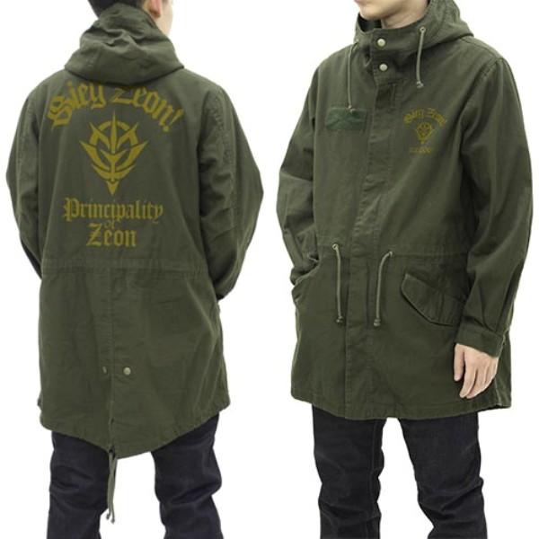 COSPA 機動戰士鋼彈 吉翁軍 M-51 夾克外套 苔綠色  COSPA,機動戰士鋼彈,吉翁軍,M-51,夾克外套,苔綠色,