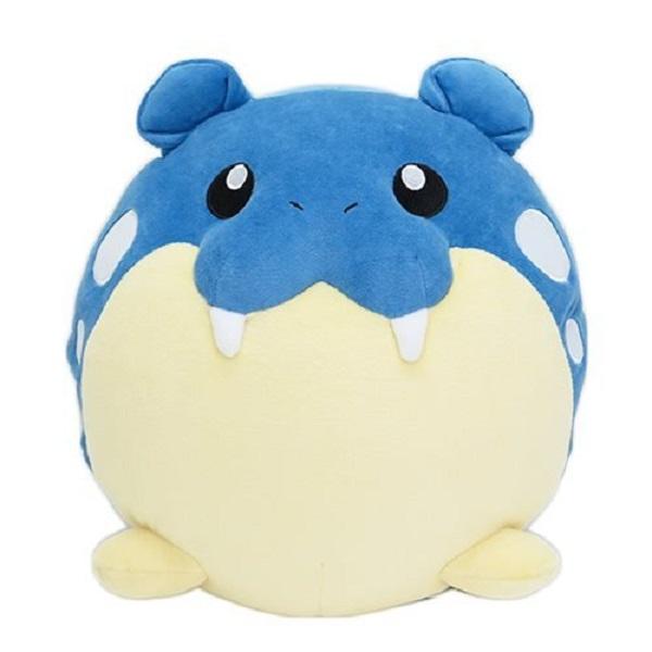 SAN-EI 神奇寶貝 精靈寶可夢 海豹球 造型蓬鬆靠墊 SAN-EI,神奇寶貝,精靈寶可夢,海豹球,靠墊,抱枕,絨毛