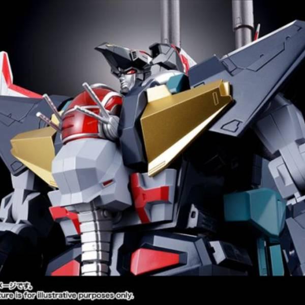 BANDAI 超合金魂 GX-13R 超獸機神 斷空我 Renewal Version BANDAI,超合金魂,GX-13R,超獸機神,斷空我