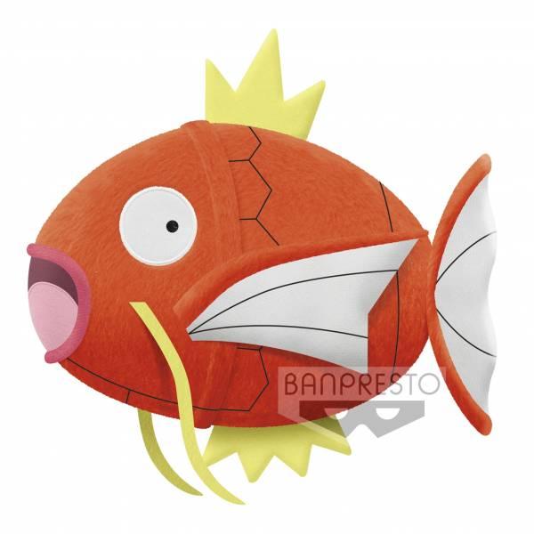 BANPRESTO 景品 精靈寶可夢 可愛尾巴大玩偶 鯉魚王 BANPRESTO,景品,精靈寶可夢,可愛尾巴大玩偶,鯉魚王