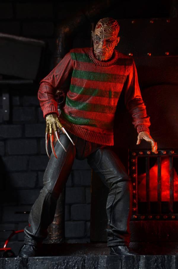 NECA 半夜鬼上床3 佛萊迪 Ultimate Freddy 7吋可動公仔 NECA,半夜鬼上床3,佛萊迪,Ultimate Freddy