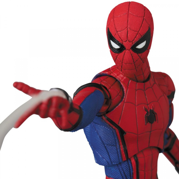 MEDICOM TOY MAFEX 漫威MARVEL 蜘蛛人:返校日 蜘蛛人 Ver.1.5 Medicom Toy,MAFEX,漫威,MARVEL,蜘蛛人,返校日,Ver.1.5