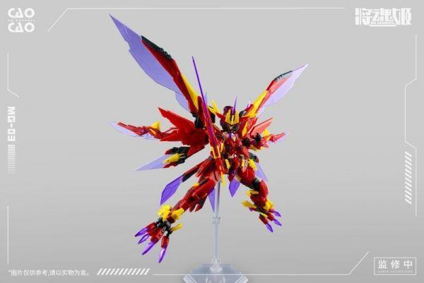 將魂姬 1/10  MG-03 曹操x畢方 組裝模型  將魂姬,1/10,MG-03,曹操x畢方,組裝模型,