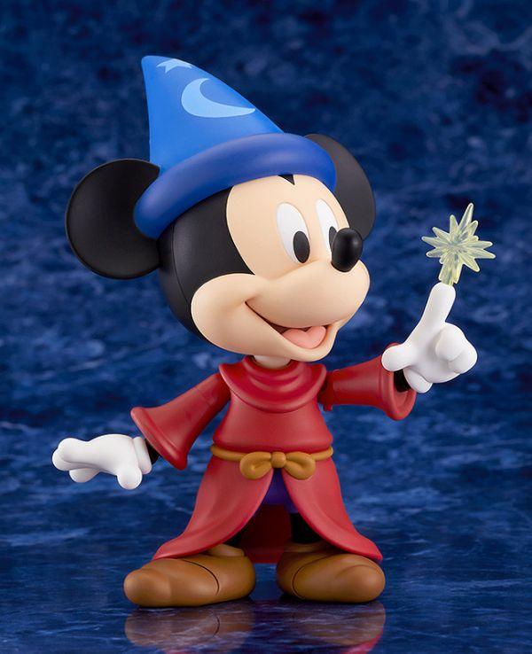 GOOD SMILE 黏土人1503 迪士尼 幻想曲 米奇 米老鼠 魔法師學徒 GOOD SMILE,黏土人,1503,迪士尼, 幻想曲,米奇,米老鼠,魔法師學徒