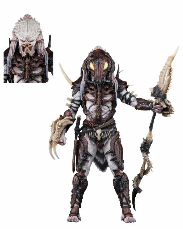NECA 7吋 終極戰士Ultimate Alpha Predator 100體紀念版 可動公仔 NECA,終極戰士,Ultimate Alpha Predato,100th