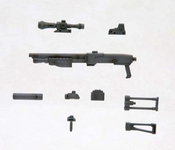 壽屋 MW-16 狙擊槍  Kotobukiya Kotobukiya,壽屋,MSG武裝零件,MH09,重武裝零件,MW-16,狙擊槍