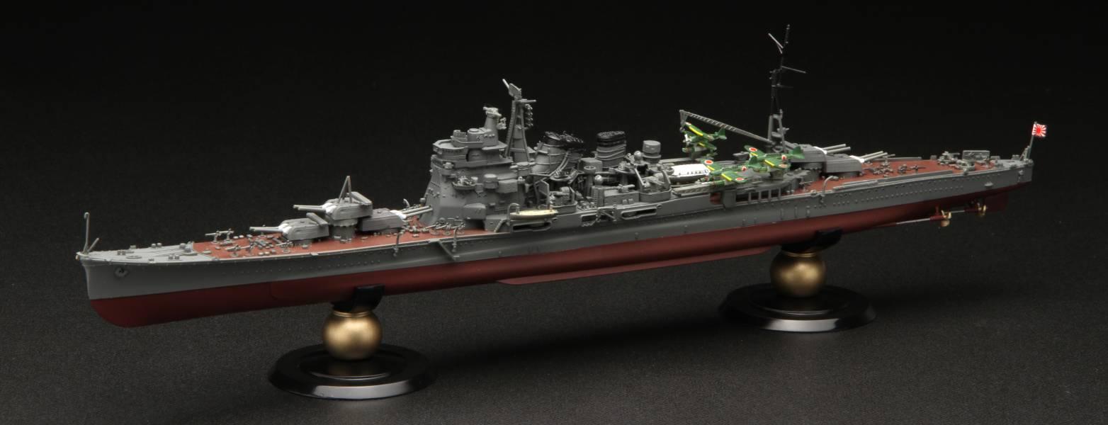 1/700 重巡洋艦 高雄 全艦底 FUJIMI FH16 富士美 組裝模型 FUJIMI,1/700,FH,全艦底,巡洋艦,蝕刻片,高雄,
