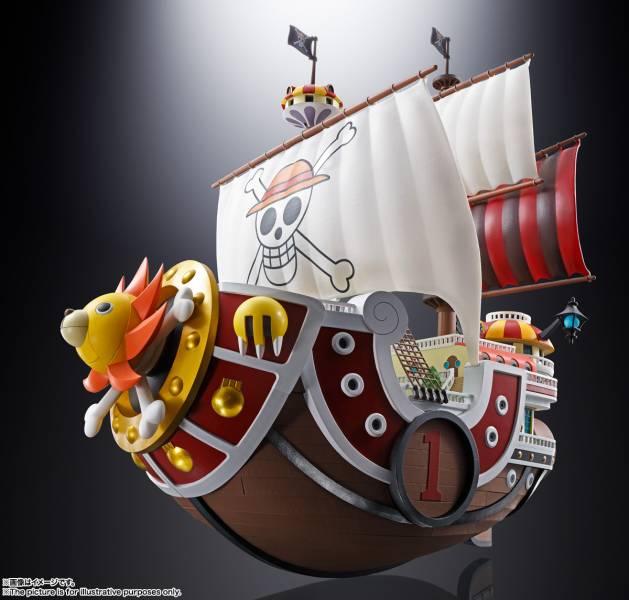 BANDAI 萬代 超合金 航海王 海賊王 千陽號 BANDAI,萬代,海賊王,超合金,千陽號
