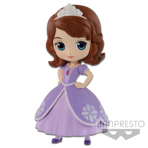 BANPRESTO 景品 Q POSKET Petit 迪士尼 小公主蘇菲亞 蘇菲亞 7cm BANPRESTO,景品,Q POSKET Petit,迪士尼,小公主蘇菲亞