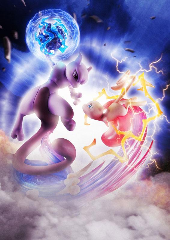 MEGAHOUSE G.E.M. 精靈寶可夢 神奇寶貝 夢幻&超夢 PVC MEGAHOUSE,G.E.M.,精靈寶可夢,神奇寶貝,夢幻&超夢,PVC