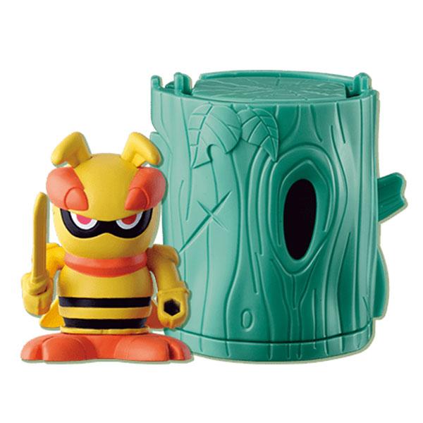 BANDAI 蟲蟲忍者系列 蟲蟲忍者 蜜蜂 趣味玩具 BANDAI,蟲蟲忍者系列,蟲蟲忍者,蜜蜂