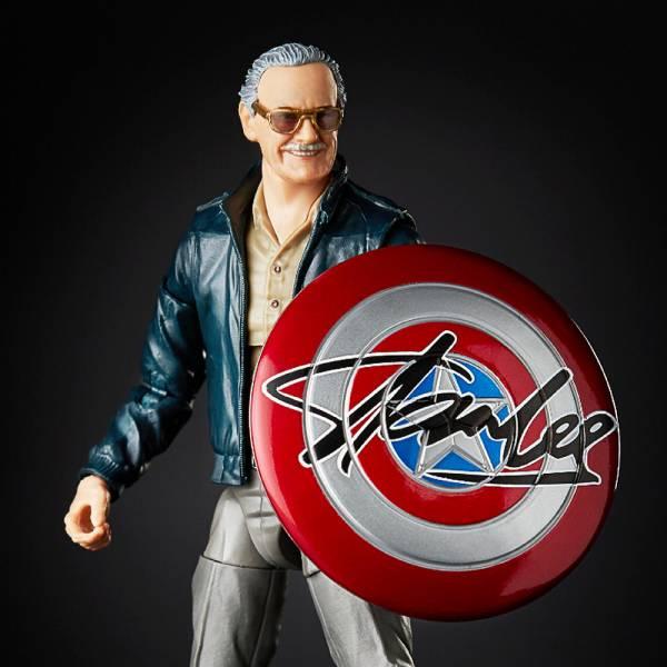 [即將開放預購 請點選貨到通知] Hasbro 孩之寶 漫威傳奇系列 6吋 Marvel漫威之父 史丹·李 Stan Lee Hasbro,孩之寶,漫威傳奇系列,6吋,史丹·李,Marvel,漫威之父,Stan Lee