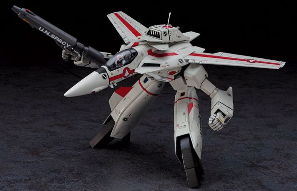 HASEGAWA 1/72 超時空要賽 VF-1J/A 格沃克女武神 組裝模型 HASEGAWA 1/72 超時空要賽 VF-1J/A 格沃克女武神 組裝模型