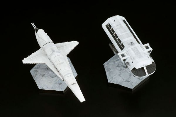 BellFine 2001年宇宙之旅 2001太空漫遊 Orion III & Moon Rocket Bus 完成品 BellFine,2001年宇宙之旅,2001太空漫遊,Orion III,Moon Rocket Bus ,完成品