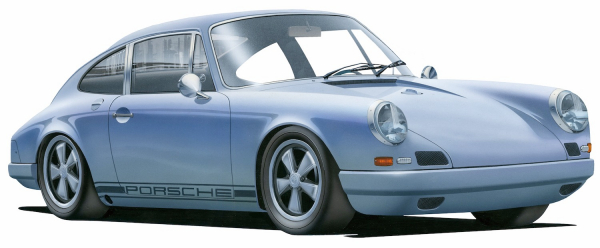 1/24 Porsche 911R coupe 1967 FUJIMI RS121 富士美 組裝模型 FUJIMI,1/24,RS,Porsche,911R,coupe,1967,