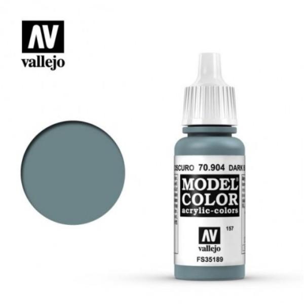 Acrylicos Vallejo AV水漆 模型色彩 Model Color 157 #70904 暗藍灰色 17ml Acrylicos Vallejo,AV水漆,模型色彩,Model Color,157, #,70904,暗藍灰色,17ml,