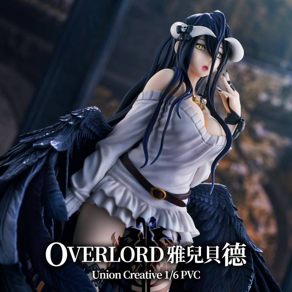 Union Creative UCI 1/6 Overlord 不死者之王 雅兒貝德 so-bin ver. PVC Union Creative,UCI,1/6,Overlord,不死者之王,雅兒貝德,so-bin ver.,PVC