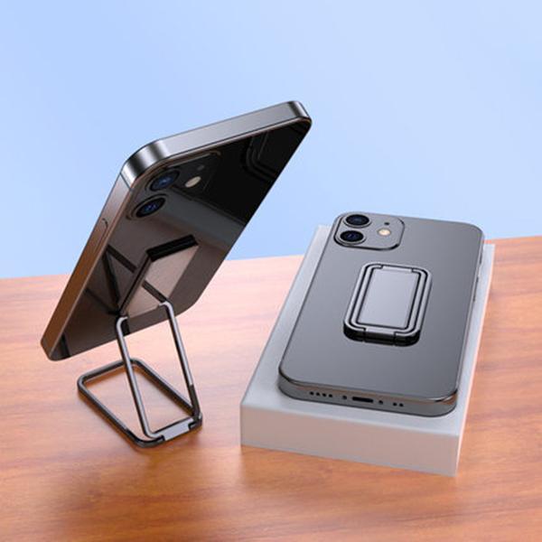 手機桌面隱形折疊支架