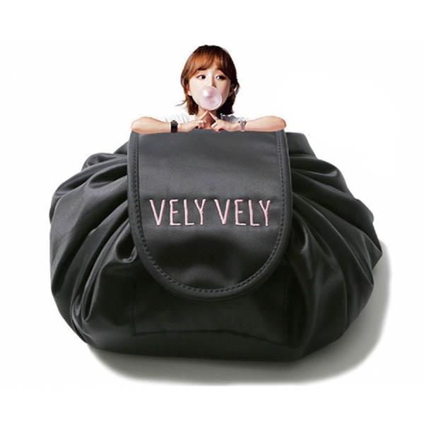 【韓國】Vely Vely懶人化妝包|化妝包|旅行收納袋 旅行收納,化妝包,收納袋, 懶人化妝包