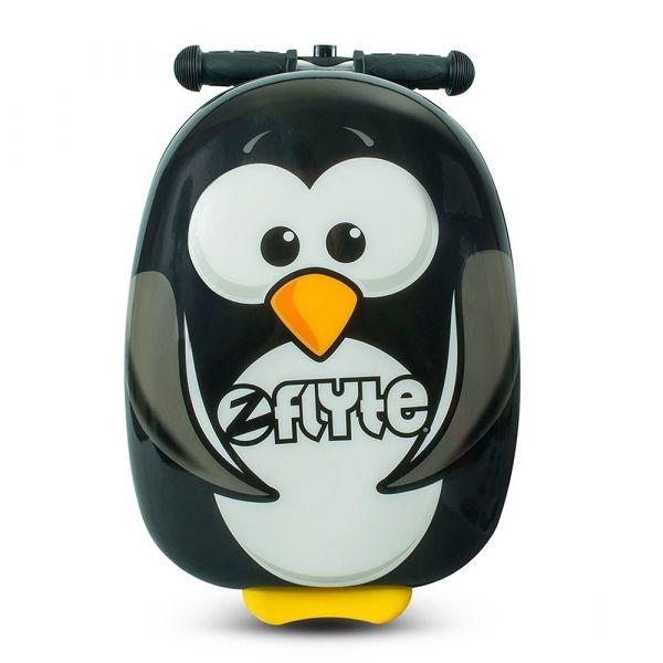 【Zinc Flyte】多功能行李箱滑板車|買就送波力授權兒童球 (不挑款)