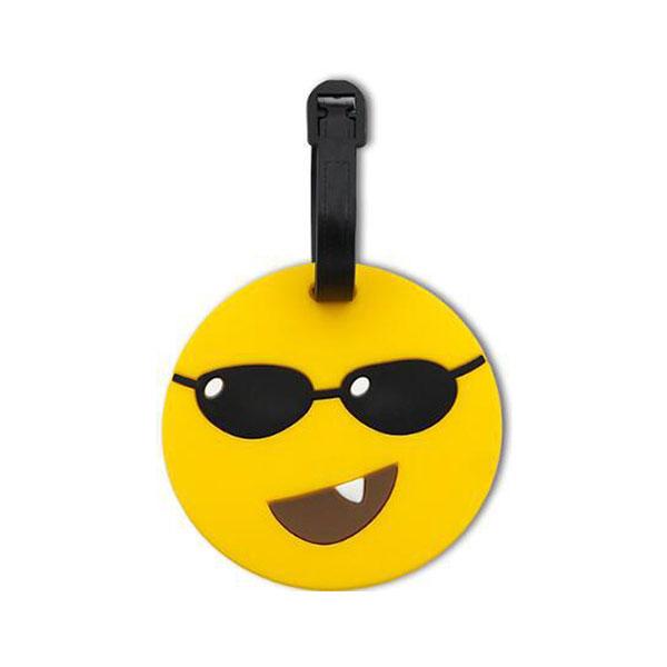 超可愛表情符號行李吊牌|行李箱掛牌 行李吊牌