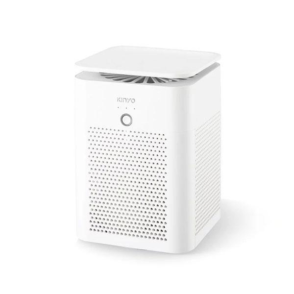 【KINYO】小坪數USB空氣清淨機|隨身型行動抗菌空氣清淨機(AO-505)
