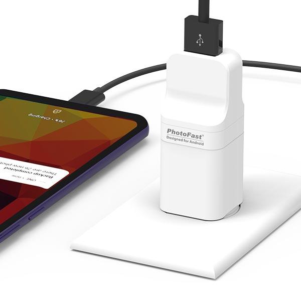 【PhotoFast】PhotoCube 備份方塊 | USB-A (Android專用) PhotoCube,備份方塊