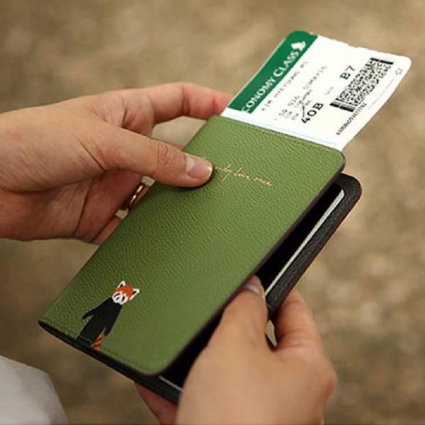 簡約清新護照套|證件收納包|護照包|護照袋 旅行收納,護照套,護照夾