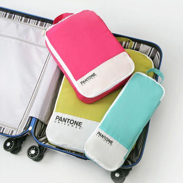 【PANTONE UNIVERSE】色票收納袋三件組 色票,PANTONE