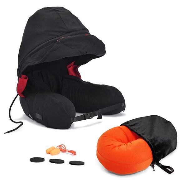 【ARKY】咕咕旅行枕|乳膠顆粒版+專用收納袋 旅行枕