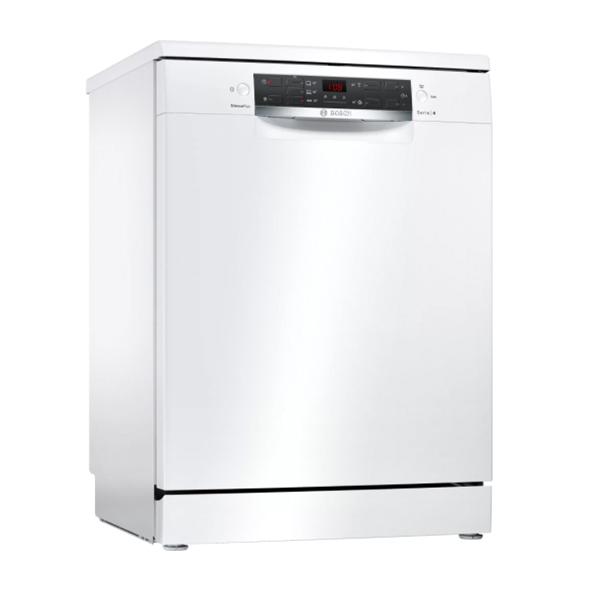 【BOSCH】4系列 獨立式洗碗機 60cm (SMS45IW00X)
