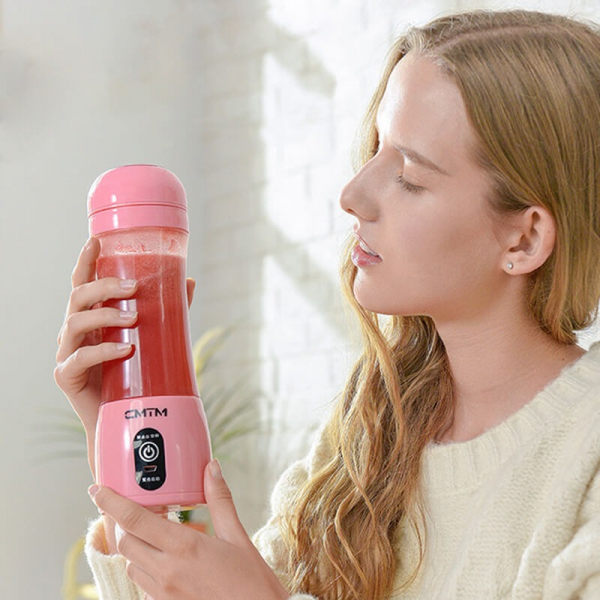 充電式隨行杯果汁機