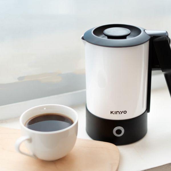 【KINYO】雙電壓旅行快煮壼 (AS-HP80)