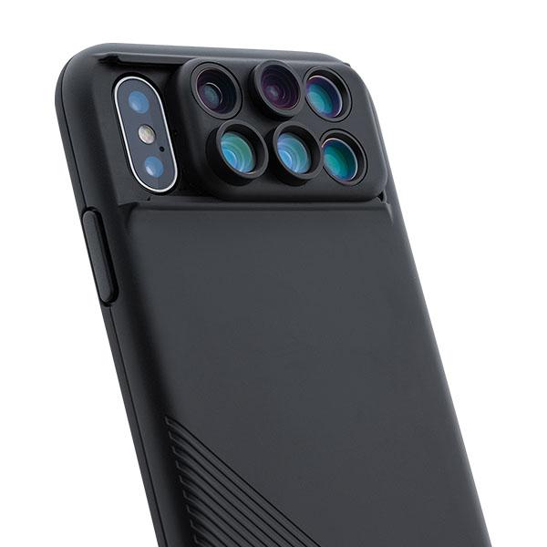 【ShiftCam 2.0】iPhone X–6合1旅行攝影組|紅點設計獎 ShiftCam,iPhone X,旅行攝影