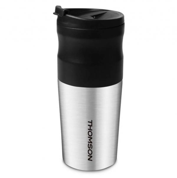 【THOMSON】電動研磨咖啡隨行杯(USB充電) 旅行必備,THOMSON,隨身咖啡杯,旺德