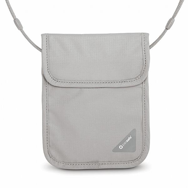 【Pacsafe】安全貼身掛頸暗袋COVERSAFE X75 RFID