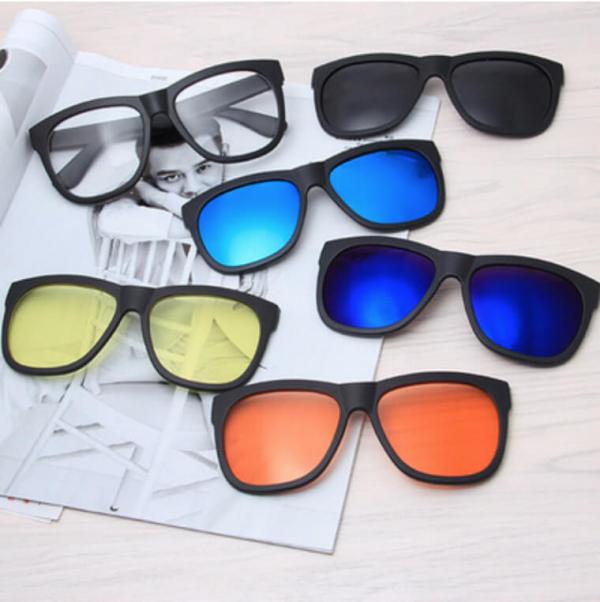 百變六合一太陽眼鏡