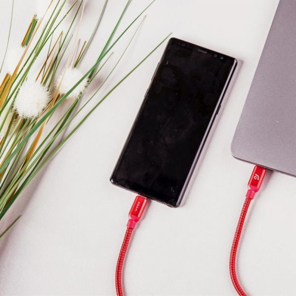 【ADAM亞果元素】CASA C100 + USB3.1 Gen 2 USB-C 100W 高速充電視訊傳輸線